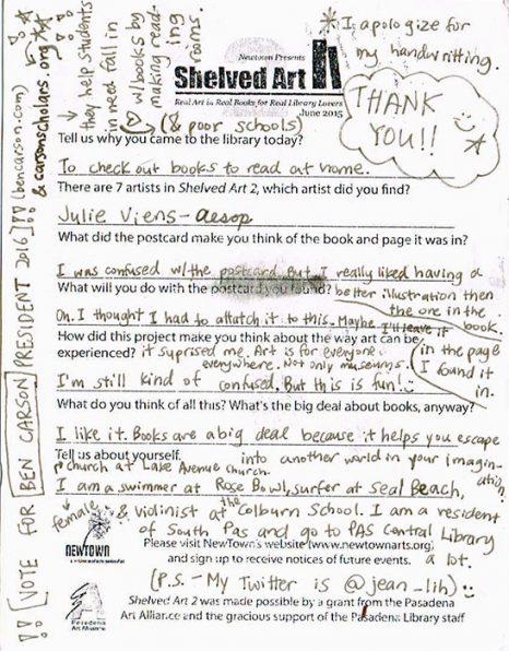 Shelved Art2 survey card11
