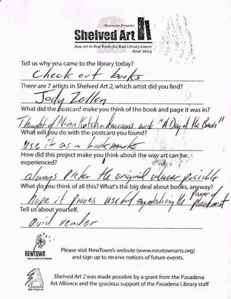 Shelved Art2 survey card19