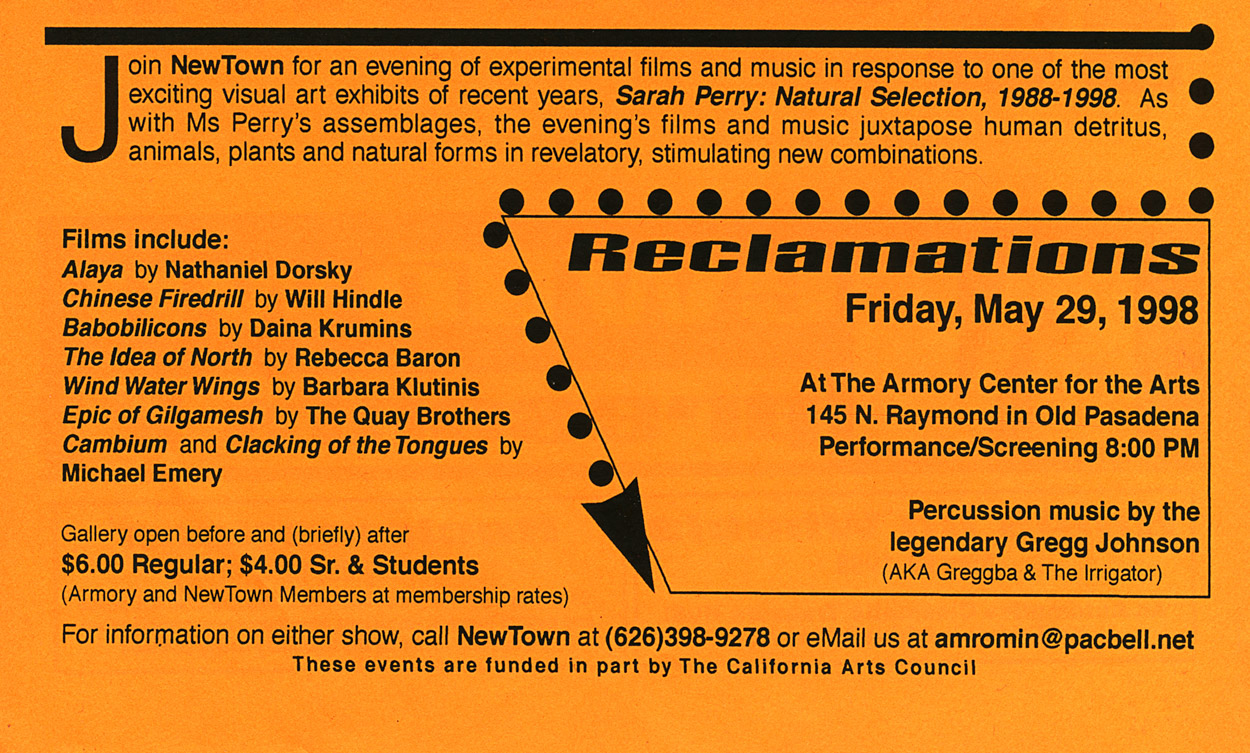 98_Reclamations_flyer