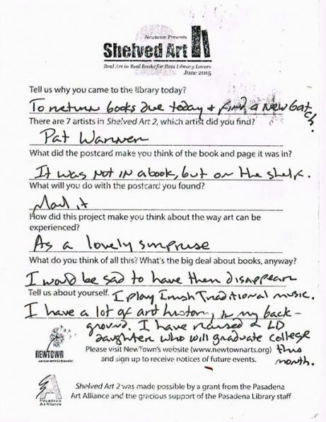 Shelved Art2 survey card15