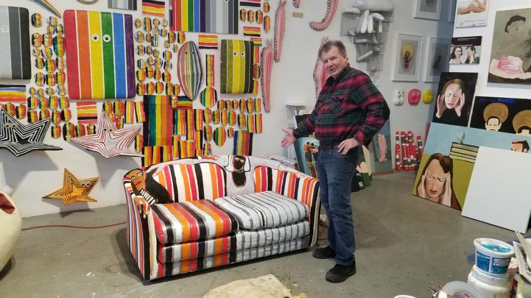 Michael Arata Open Studio2